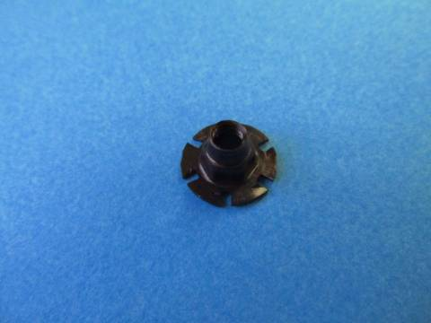 WINDSHIELD WIPER MOTOR CRANK ARM LOCK NUT 72-74 E & B BODY