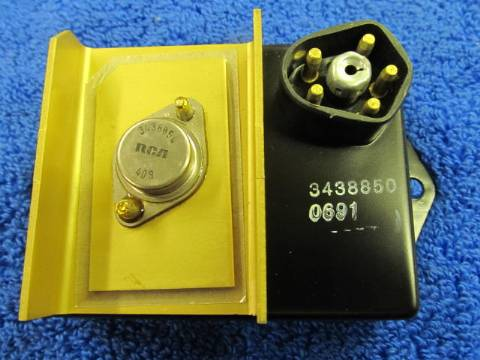 NOS MOPAR ELECTRONIC IGNITION CONTROL MODULE 3438850