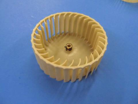 HEATER/AC BLOWER WHEEL RECONDITIONED