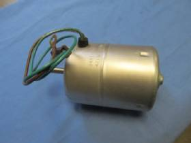 PREMIUM  HEATER BLOWER MOTOR 70-73 E BODY 3441022 RESTORED